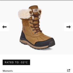 Brand new waterproof UGG boots